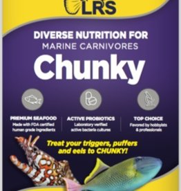 LRS FISH FRENZY, CHUNKY 8OZ