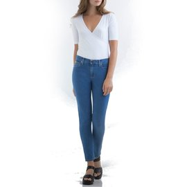 YogaJeans high-w ankle