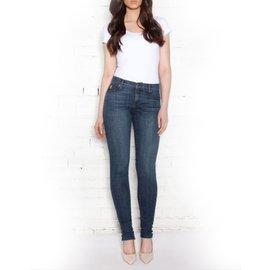 YogaJeans mid-w skinny