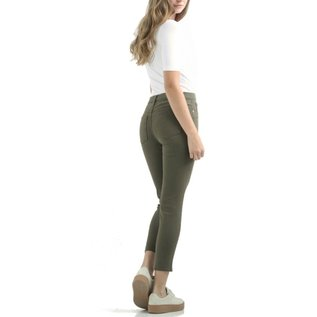 "YogaJeans high-w ankle 27"" inseam"
