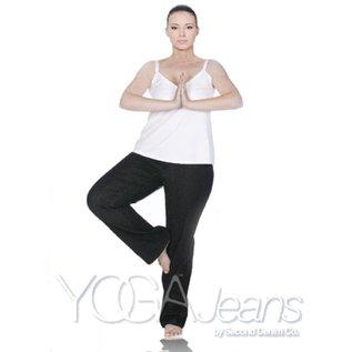 YogaJeans curve size bootcut