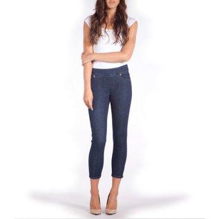 YogaJeans high-waist pull on jean