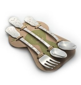 Kleynimals Flatware Stainless Steel