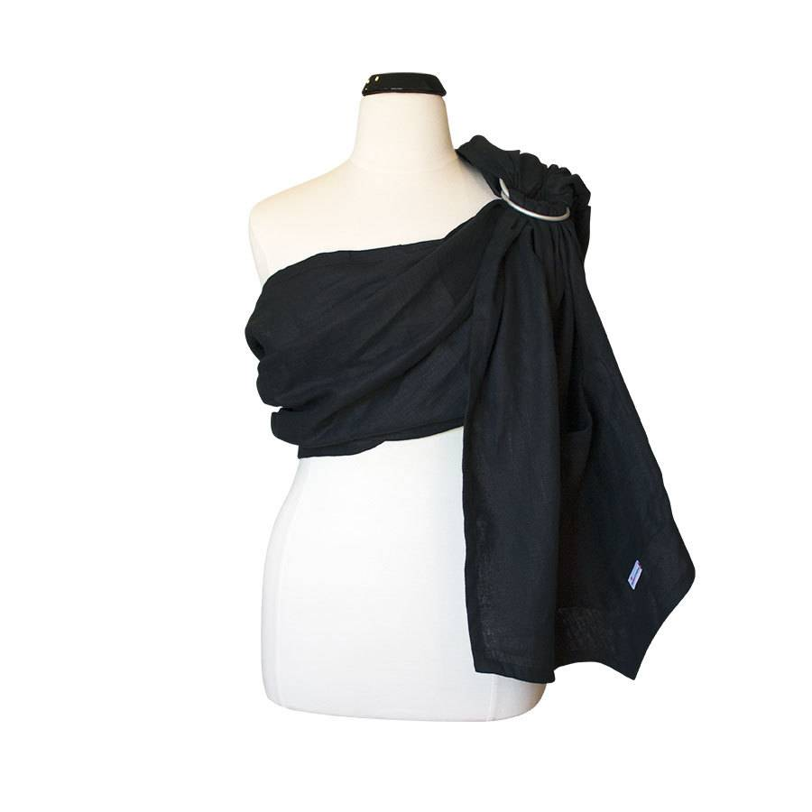Two Feathers Babywearing Classic Linen Ring Sling