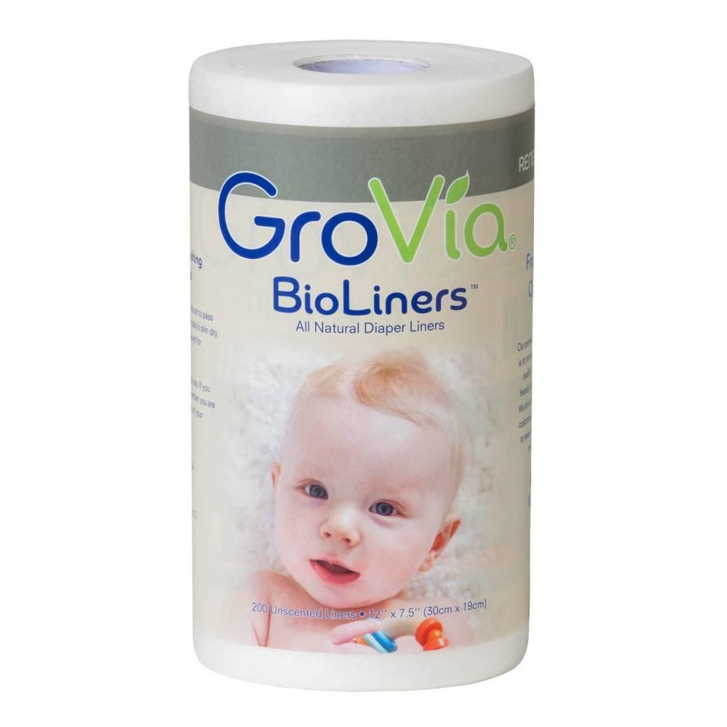 GroVia Flushable Liners GroVia Bio-Lin