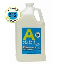 Allen's Naturally Allens Liquid Detergent Gallon