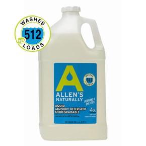 Allen's Naturally Allens Liquid Detergent Gallon