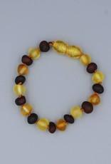 Lemon Vines Lemon Vines Amber Baby Bracelet/Anklet