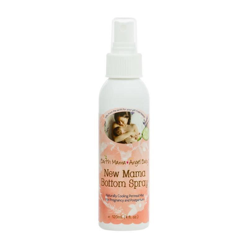 Earth Mama Angel Baby New Mama Bottom Spray 4 oz