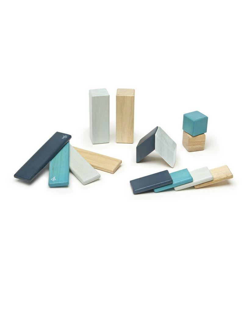 Tegu 14 Piece Set Magnetic Blocks