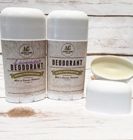 Natural Living Products Deodorant