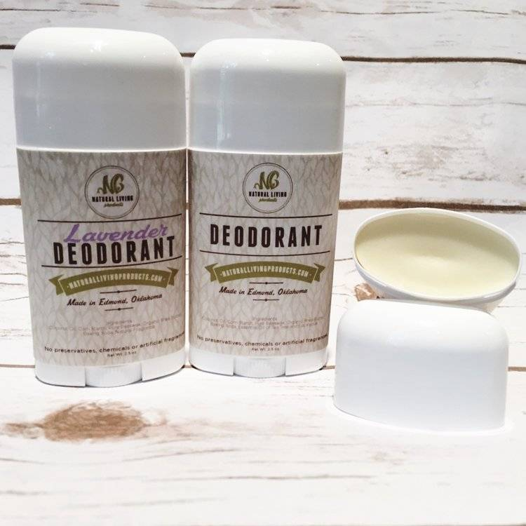 Natural Living Products Natural Living Products Deodorant