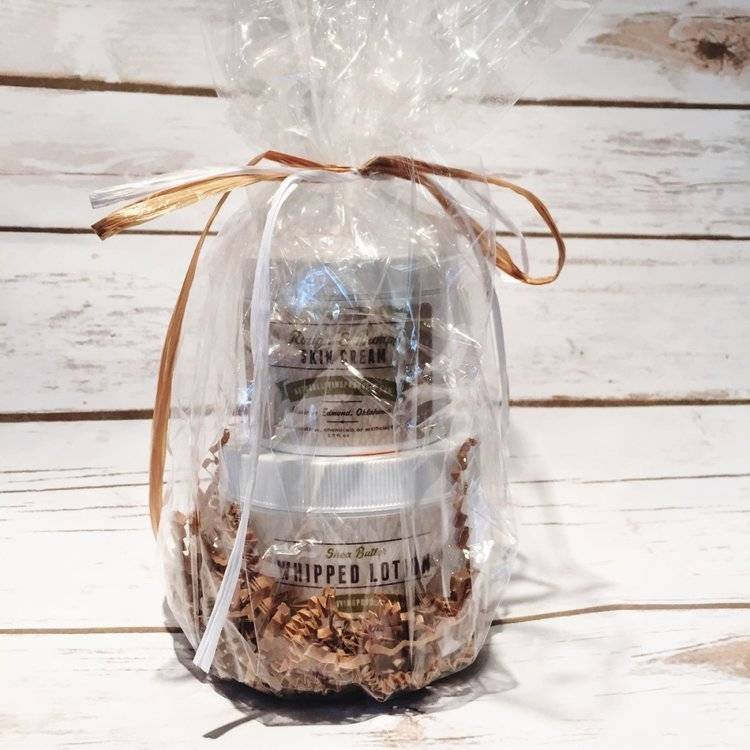 Natural Living Products Baby Gift Set