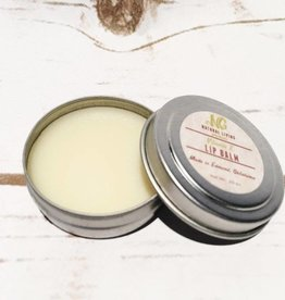 Natural Living Products Lip Balm Tin