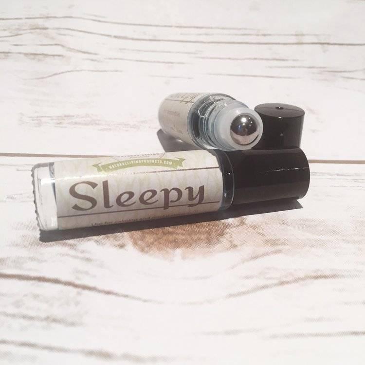 Natural Living Products Natural Living Products Sleepy Oil Roll On