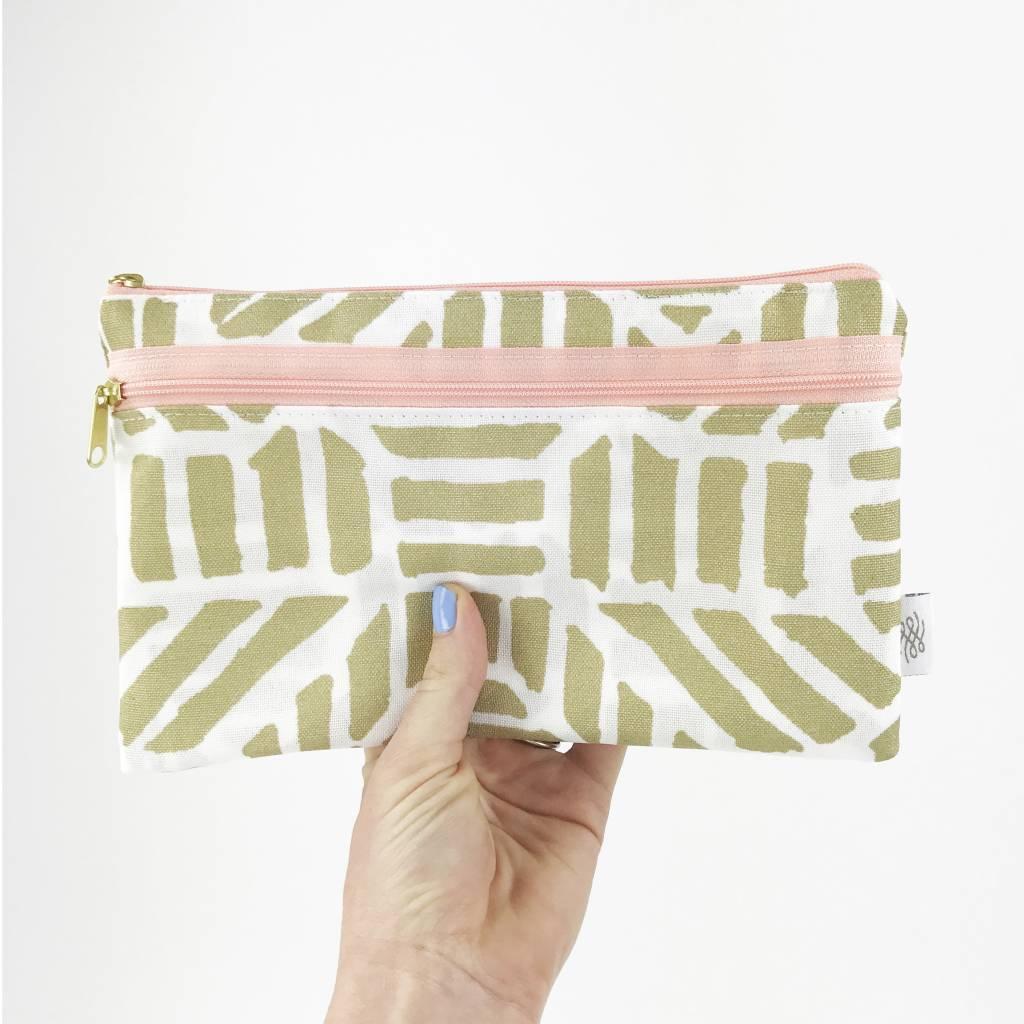 Logan + Lenora Wet + Dry Wallet