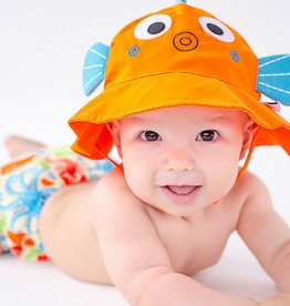 Zoocchini Swim Diaper & Hat Set