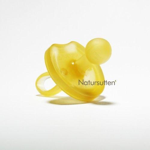 Natursutten Natursutten Butterfly Pacifier Rounded