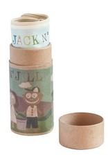 Jack N' Jill Sleepover Toothbrush Bag