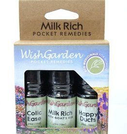 WishGarden Herbs Milk Rich Kit