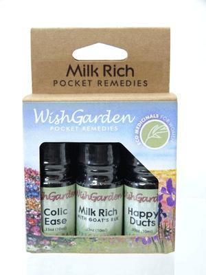 WishGarden Herbs Milk Rich Kit