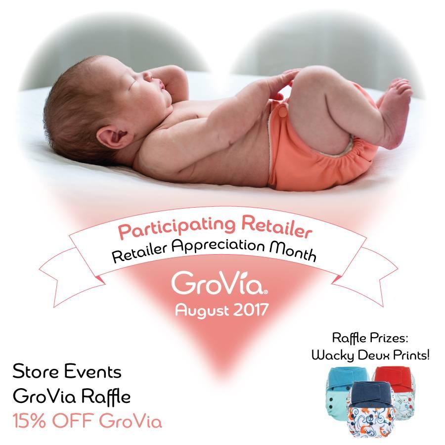 GroVia Retailer Appreciation Event