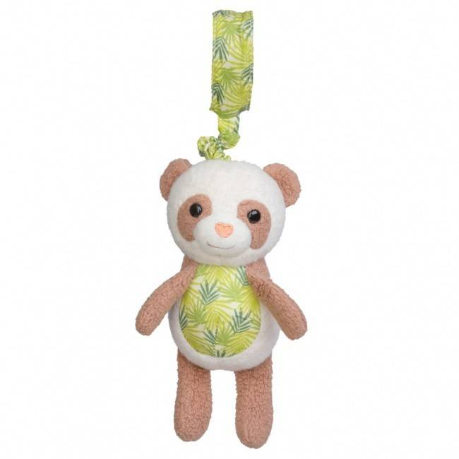 Apple Park Organic Cotton Stroller Toy