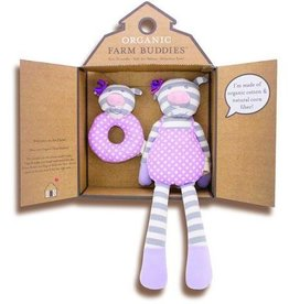 Apple Park Organic Farm Buddies Gift Set