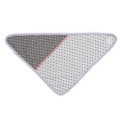 Apple Park Organic Cotton Bandana Bib