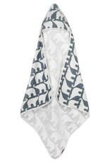 Milkbarn Organic Hooded Towel