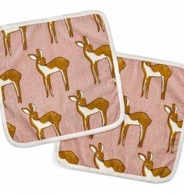 Milkbarn Milkbarn Organic Bath Cloth Set