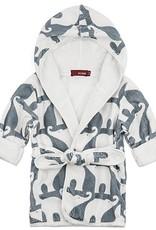 Milkbarn Organic Hooded Bath Robe
