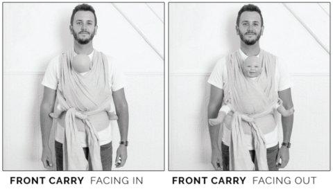 XOXO Baby Carrier XOXO Baby Carrier Buckle Wrap