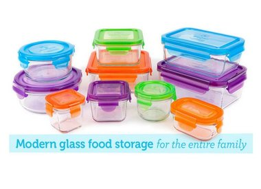 FOOD & SNACK STORAGE