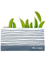 LunchSkins Lunshkins Zippered Reusable Snack Bag