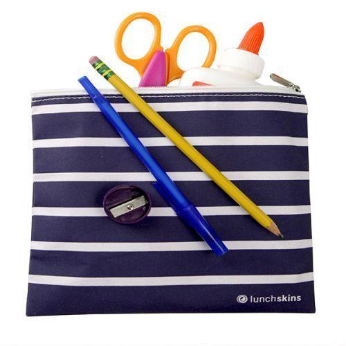 LunchSkins Lunchskins Zippered Reusable Sandwich Bag