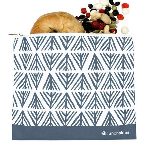 Lunchskins Zippered Reusable Sandwich Bag