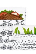 LunchSkins Lunchskins Velcro Reusable Bag Set