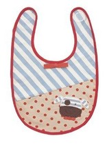 Apple Park Organic Traditional Bib