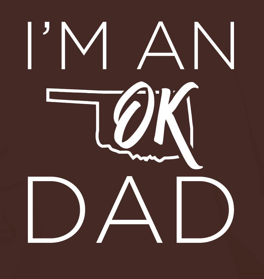 Oklahoma Shirt Company OK Dad Tee
