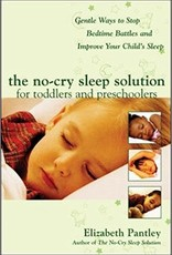 The No-Cry Sleep Solution: Toddlers & Preschoolers
