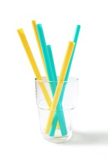 Silistraws Silicone Straw Pack