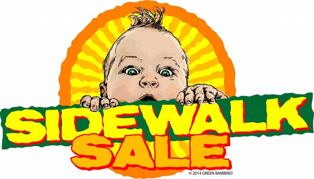 Labor Day Sidewalk Sale