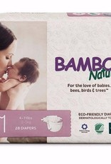 Bambo Nature Disposable Diapers