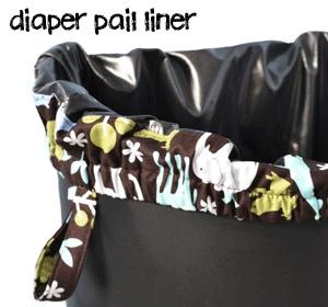 Leslie's Boutique Leslie's Boutique Diaper Pail Liner