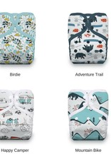 Thirsties Thirsties One Size Pocket Diaper Snaps