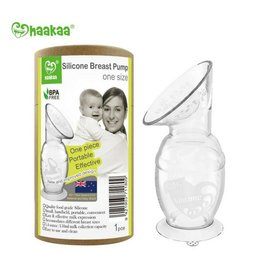 Haakaa Haakaa Silicone Breast Pump with Suction Base