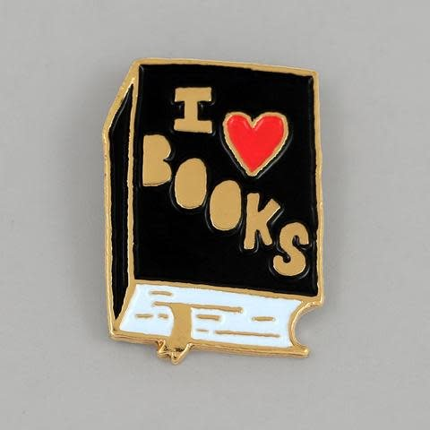Badge Bomb Enamel Pin