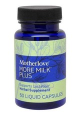 Motherlove Motherlove More Milk Plus Capsules
