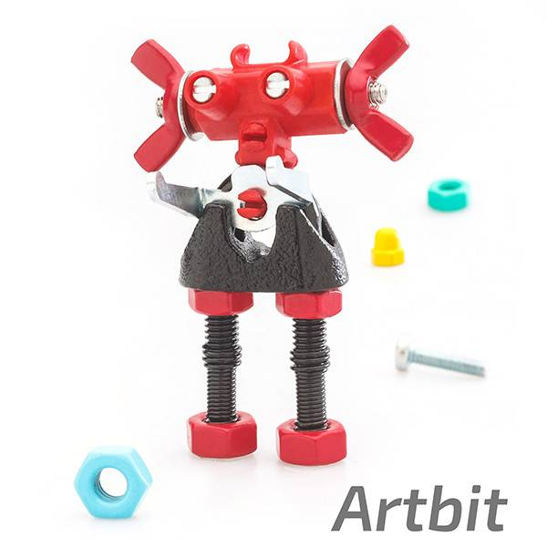Fat Brain Toy Co Fat Brain Toy Co OffBits Robot